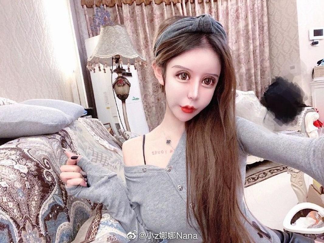 100 lan phau thuat tham my, hot girl xu Trung nhin phat so-Hinh-7