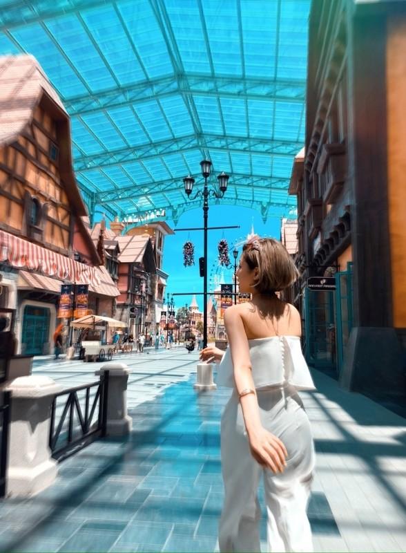 Het im ang, hot girl Tram Anh khoe cuoc song sung tuc bat ngo-Hinh-4