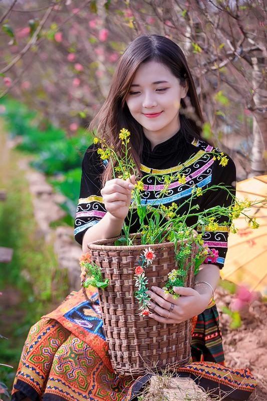 """Sau 5 nam, """"hot girl dan toc"""" khoe nhan sac kho tan phai-Hinh-2"""