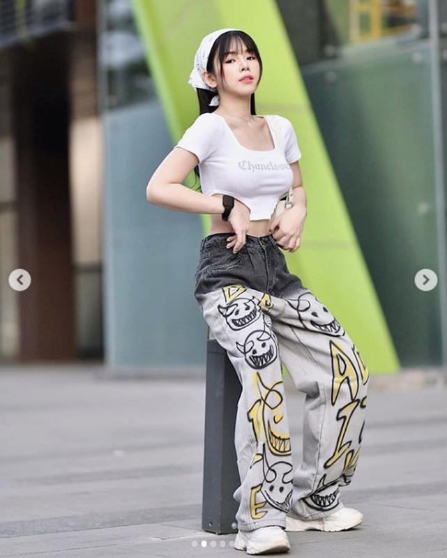 """Vo tinh """"quay"""" cuc sung, nu DJ Rap Viet duoc khen het loi-Hinh-9"""