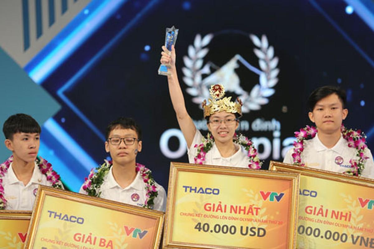 A quan Duong len dinh Olympia 2020 du dung di van sang nhat MXH