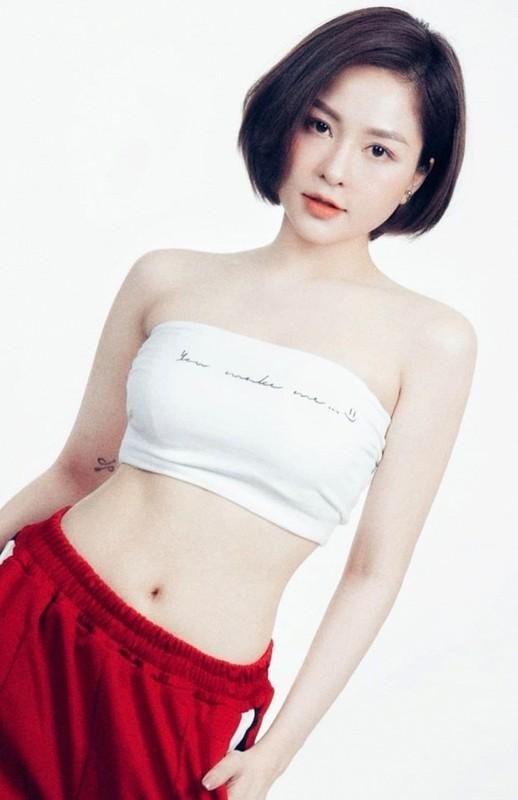 Bi che beo, hot girl Tram Anh dap tra cuc cang bang anh bikini-Hinh-6