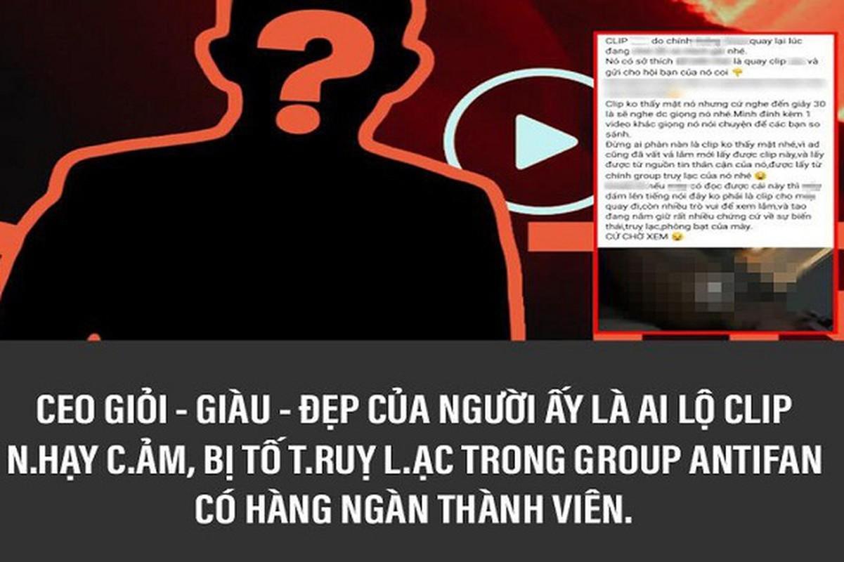 Dan tinh sam soi gia the sieu khung cua CEO Tong Dong Khue
