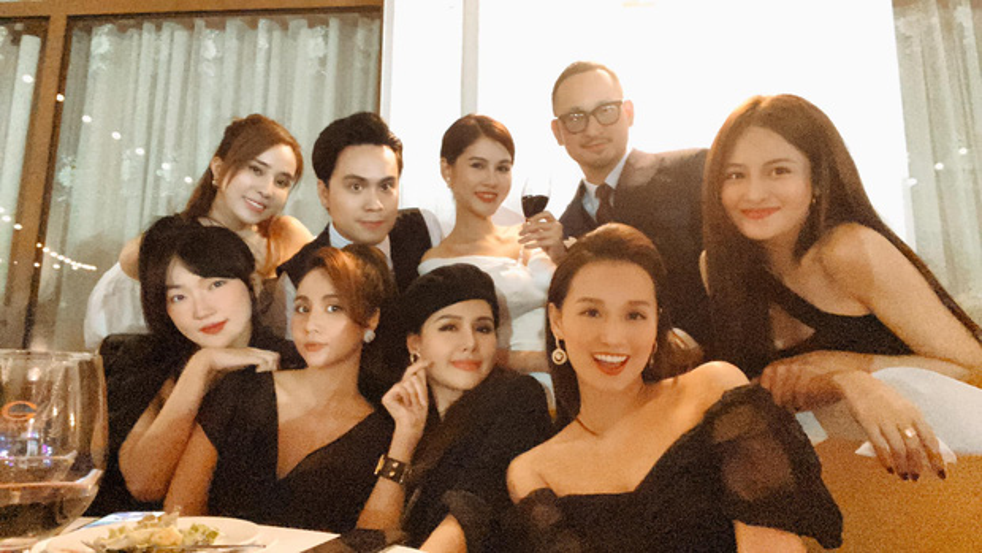 "MC Thu Hoai chiem spotlight trong dam cuoi sieu ""sang-xin-min""-Hinh-2"