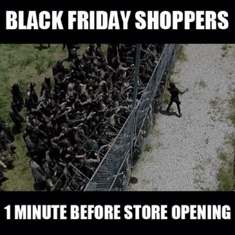 Ngay hoi mua sam Black Friday anh che tran ngap mang xa hoi