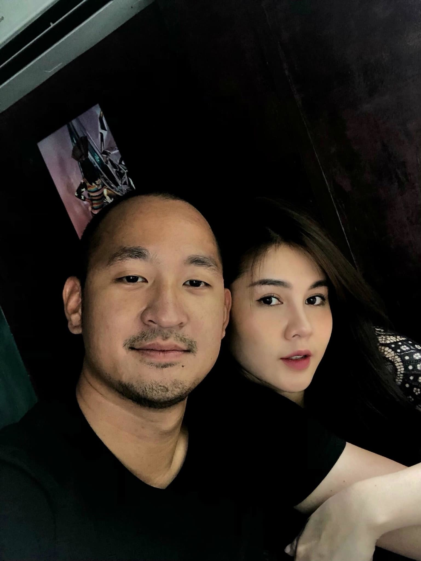Anh tinh tu het nac cua MC Thu Hoai va chong dai gia