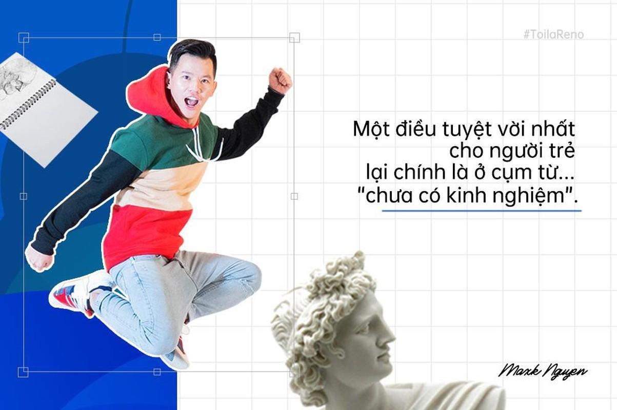 Biet gi ve NTK Maxk Nguyen truoc nghi van quay roi thuc tap sinh?-Hinh-5