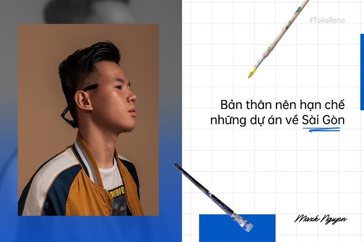 Biet gi ve NTK Maxk Nguyen truoc nghi van quay roi thuc tap sinh?-Hinh-6