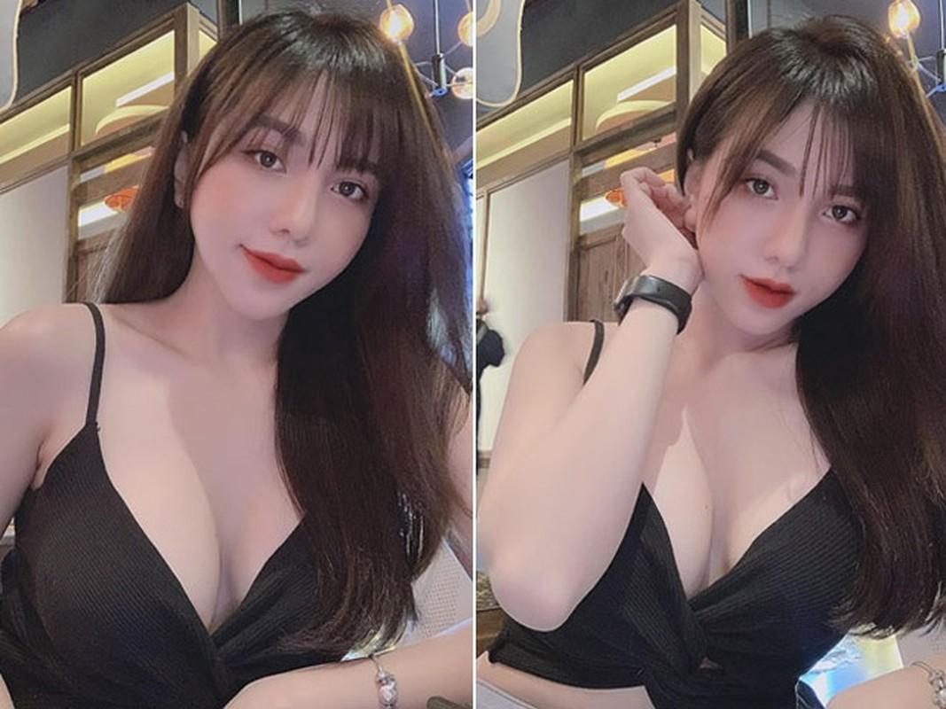 Dang anh goi cam, ban gai cau thu Hoang Duc dot chay Facebook-Hinh-4