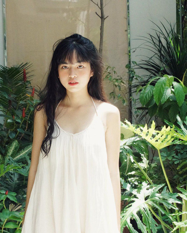 Lo nhan sac that tren song truyen hinh, hot girl Mat Biec gay sot-Hinh-10