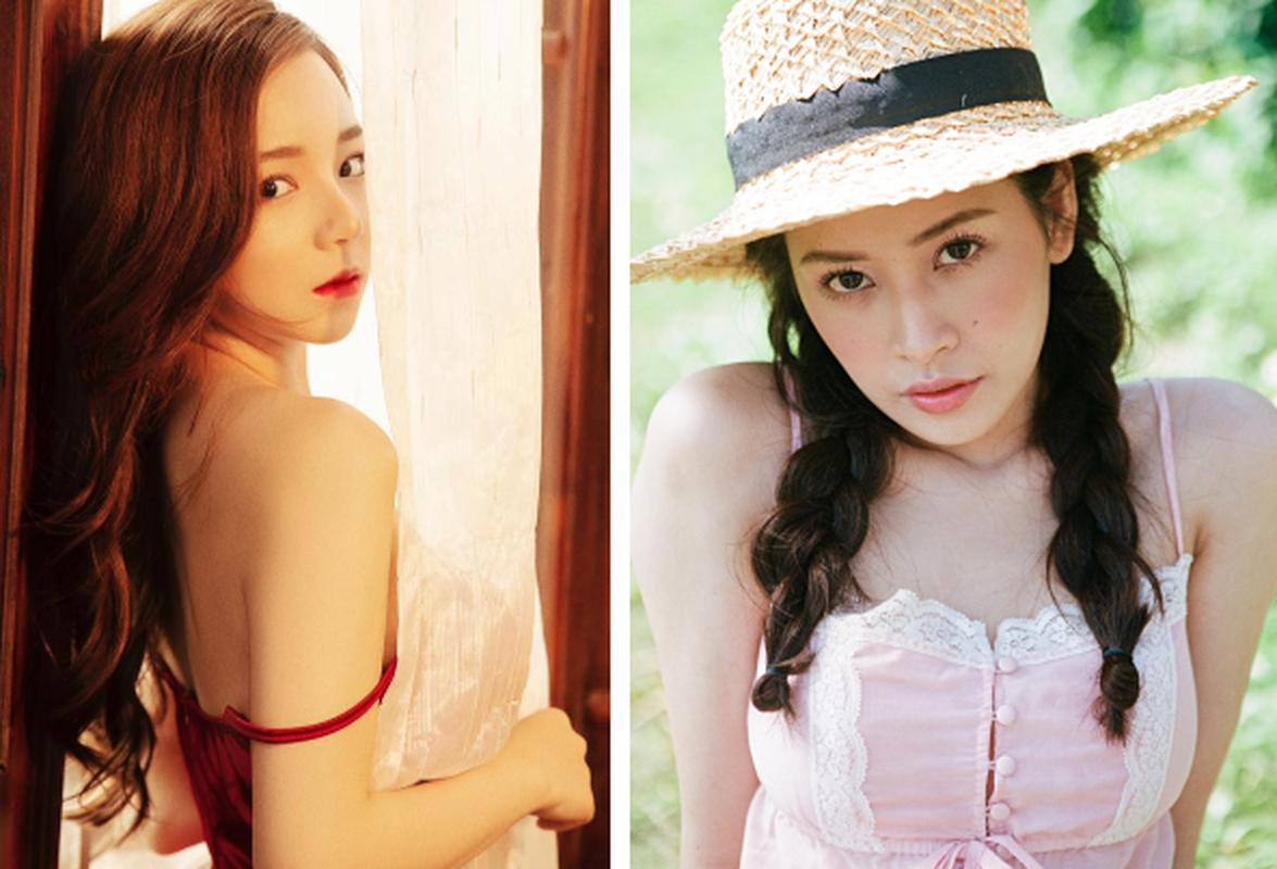 """""""Hot girl ngu gat"""" gio ra sao sau hon 1 nam lan san showbiz?-Hinh-3"""