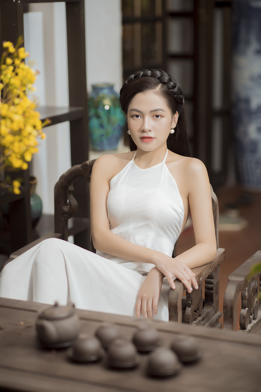 Nu sinh truong Quan doi thu hut dan tinh tu lan dau gap-Hinh-4