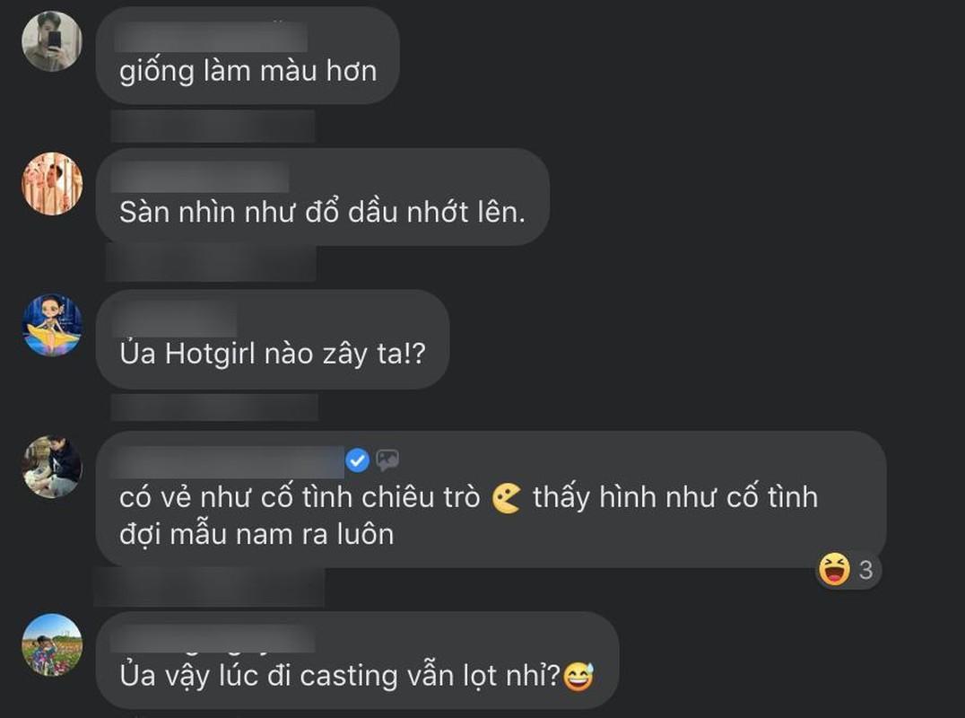 """""""Vo ech"""" tren san catwalk, hot girl """"bap can bo"""" bi to chieu tro-Hinh-3"""