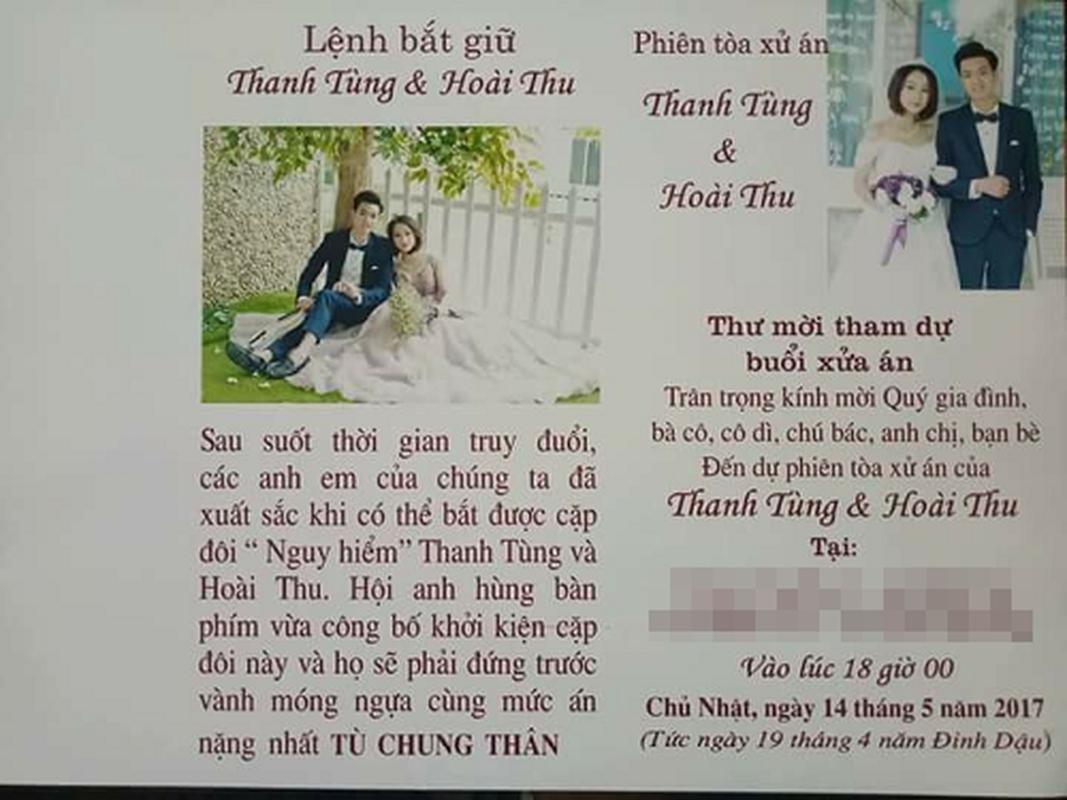"""Khoe gia the """"khung"""" tren thiep cuoi, co dau chu re gay xon xao-Hinh-3"""