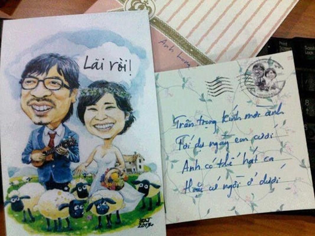 """Khoe gia the """"khung"""" tren thiep cuoi, co dau chu re gay xon xao-Hinh-6"""