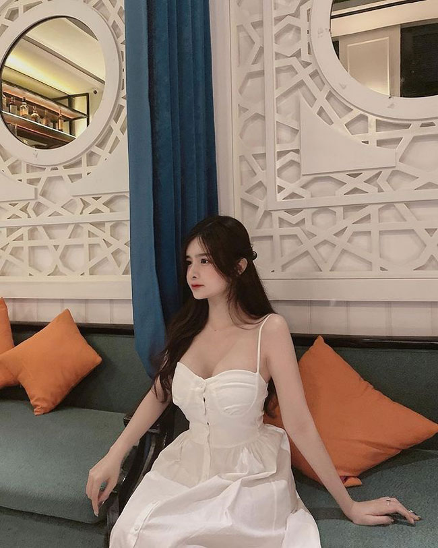 Hot girl Sai thanh gay sot voi nhan sac bup be song-Hinh-10