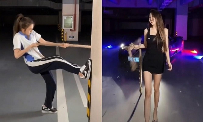 "Trend ""keo xe tien ty"" vua len song lap tuc gay bao khap MXH-Hinh-2"