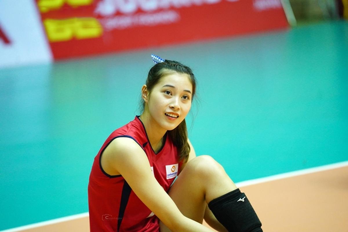 Hot girl bong chuyen Viet Nam dep diu dang tuoi 18-Hinh-3