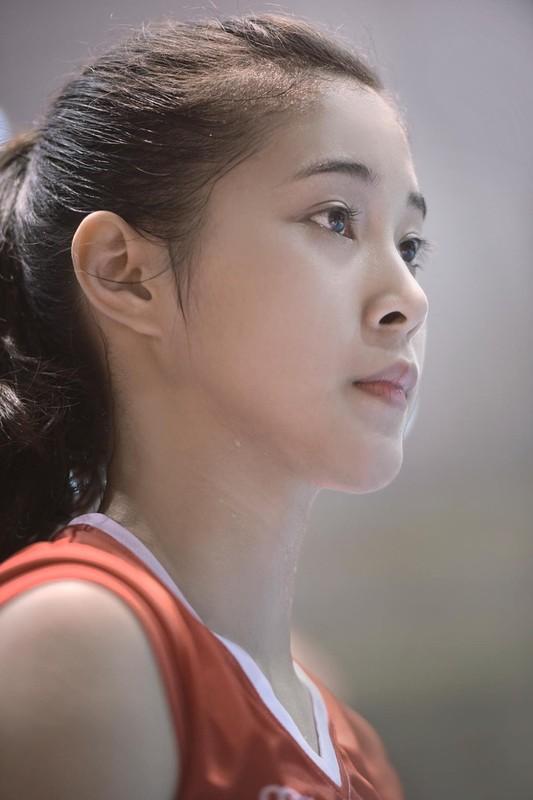 Hot girl bong chuyen Viet Nam dep diu dang tuoi 18-Hinh-8