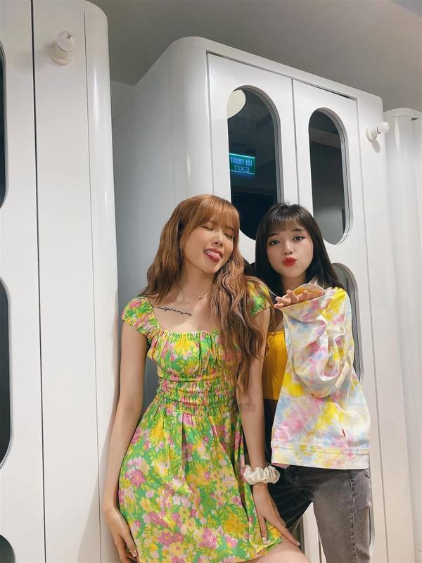 "Giua drama ""tra xanh"", Thieu Bao Tram va Dam tong chuan tinh chi em-Hinh-6"