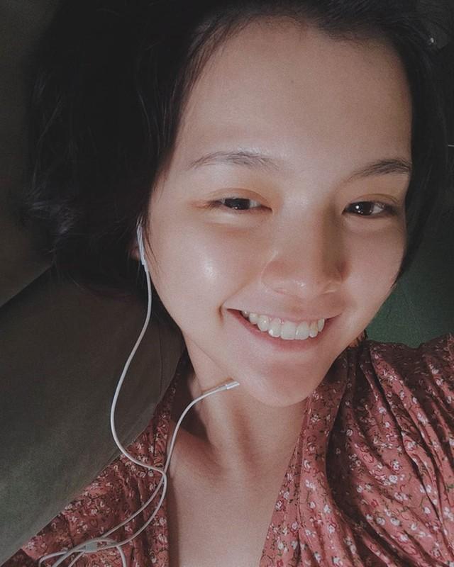 Khong make up,
