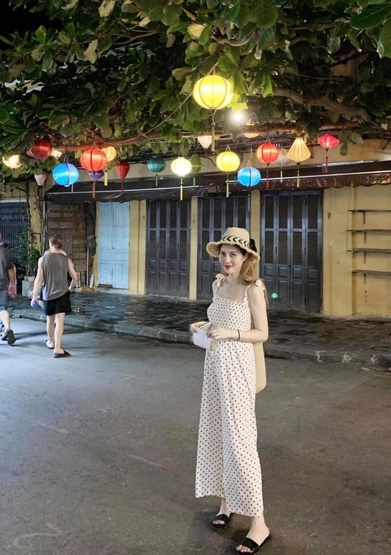 Chi Thieu Bao Tram xuat hien dien mao la giua drama