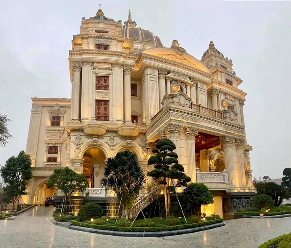 "Xon xao dam cuoi ""khung"" trong lau dai dat vang o Ninh Binh-Hinh-4"