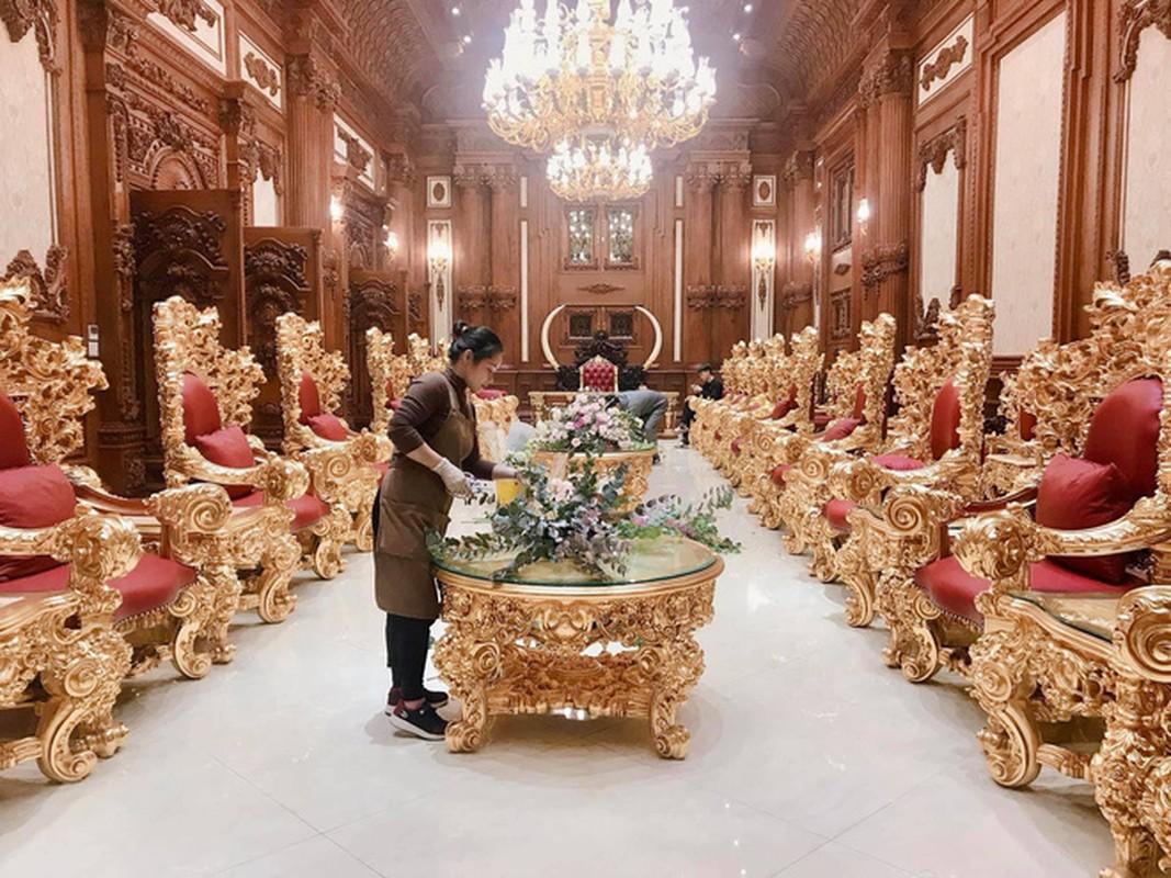 "Xon xao dam cuoi ""khung"" trong lau dai dat vang o Ninh Binh-Hinh-6"
