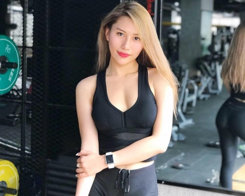 """""""Nu hoang phong gym"""" lo vong 3 nong bong """"ngop tho""""-Hinh-6"""