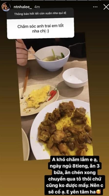 Tinh cu Quang Hai cong khai tha