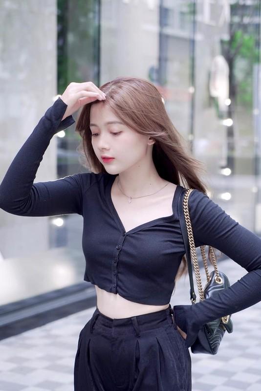 """Hot girl anh the"" khoe dien ao dai do dep ngat ngay-Hinh-11"