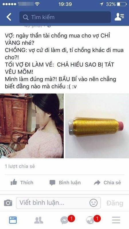 """Chet cuoi voi nhung """"chi vang"""" ngay via than tai tren mang xa hoi-Hinh-3"""