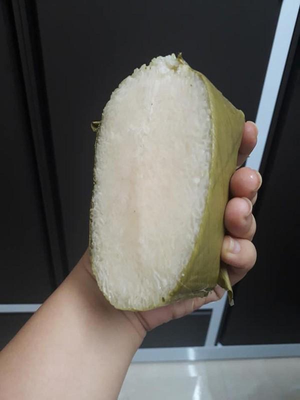 "Banh tet phien ban ""con nha ngheo"" khien netizen tranh cai-Hinh-2"