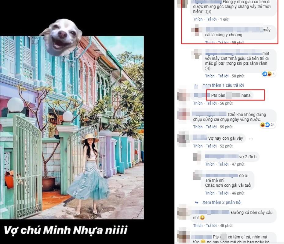 Vo hai dai gia Minh Nhua va loat lum xum gay