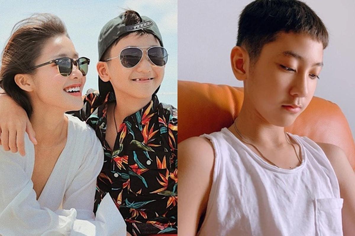 Em trai Kha Ngan lo dien, netizen khang dinh hot boy moi la day-Hinh-5