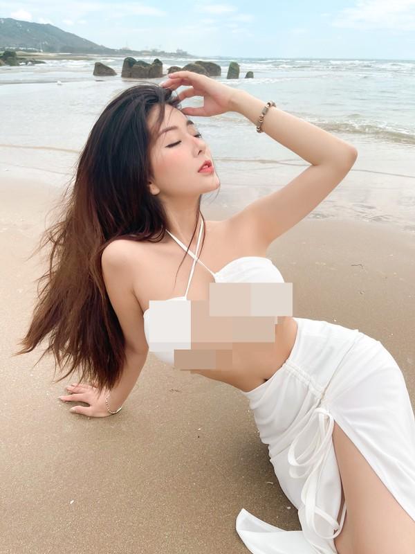 Tung anh don tuoi 20, hot girl Sai thanh khien cac fan
