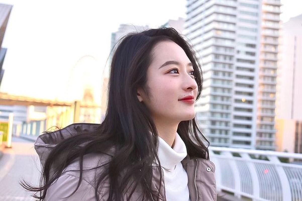 Nhan sắc đẹp như thiên thần của Hoa khôi Đại học Nhật Bản