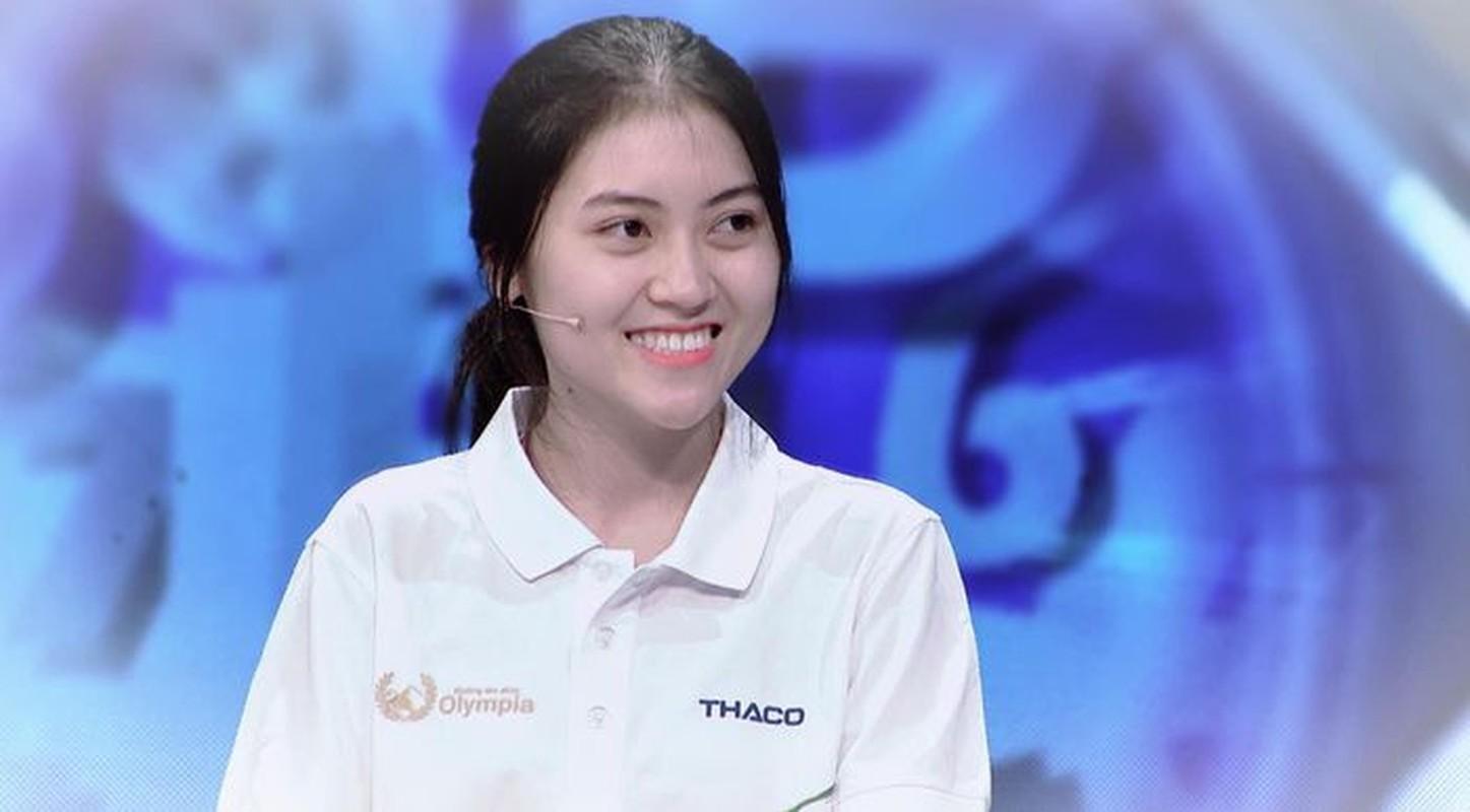 "Nu thi sinh ""chiem song"" Duong len dinh Olympia nho nu cuoi toa nang-Hinh-11"
