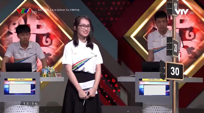 "Nu thi sinh ""chiem song"" Duong len dinh Olympia nho nu cuoi toa nang-Hinh-6"