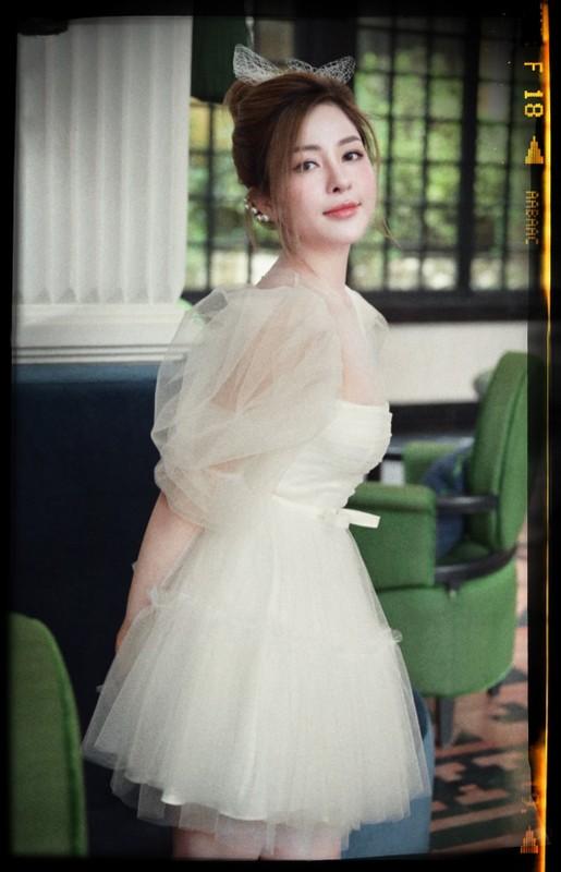 Dang anh quyen ru, hot girl Tram Anh bi fan hoi chuyen tinh cam-Hinh-11