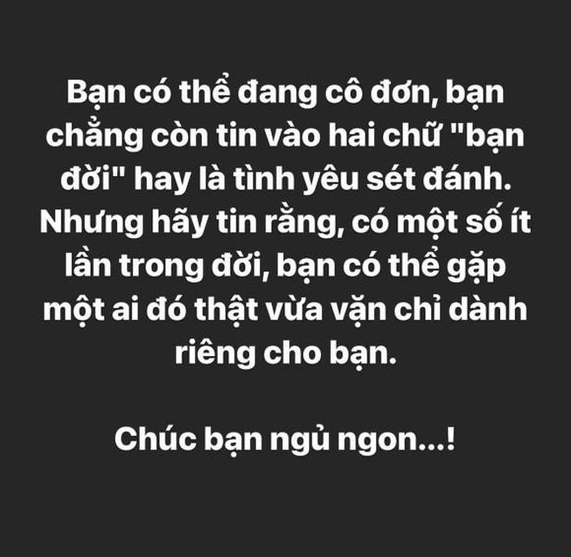 Dang anh quyen ru, hot girl Tram Anh bi fan hoi chuyen tinh cam-Hinh-5