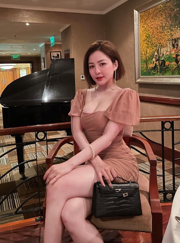 Dang anh quyen ru, hot girl Tram Anh bi fan hoi chuyen tinh cam-Hinh-6