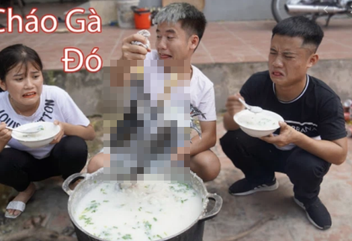 Truoc Tho Nguyen, Youtuber Viet nao tung bi co quan chuc nang