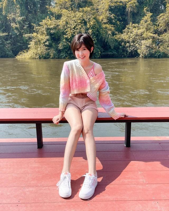 Nu streamer Thai Lan gay me voi so do ba vong ly tuong-Hinh-5