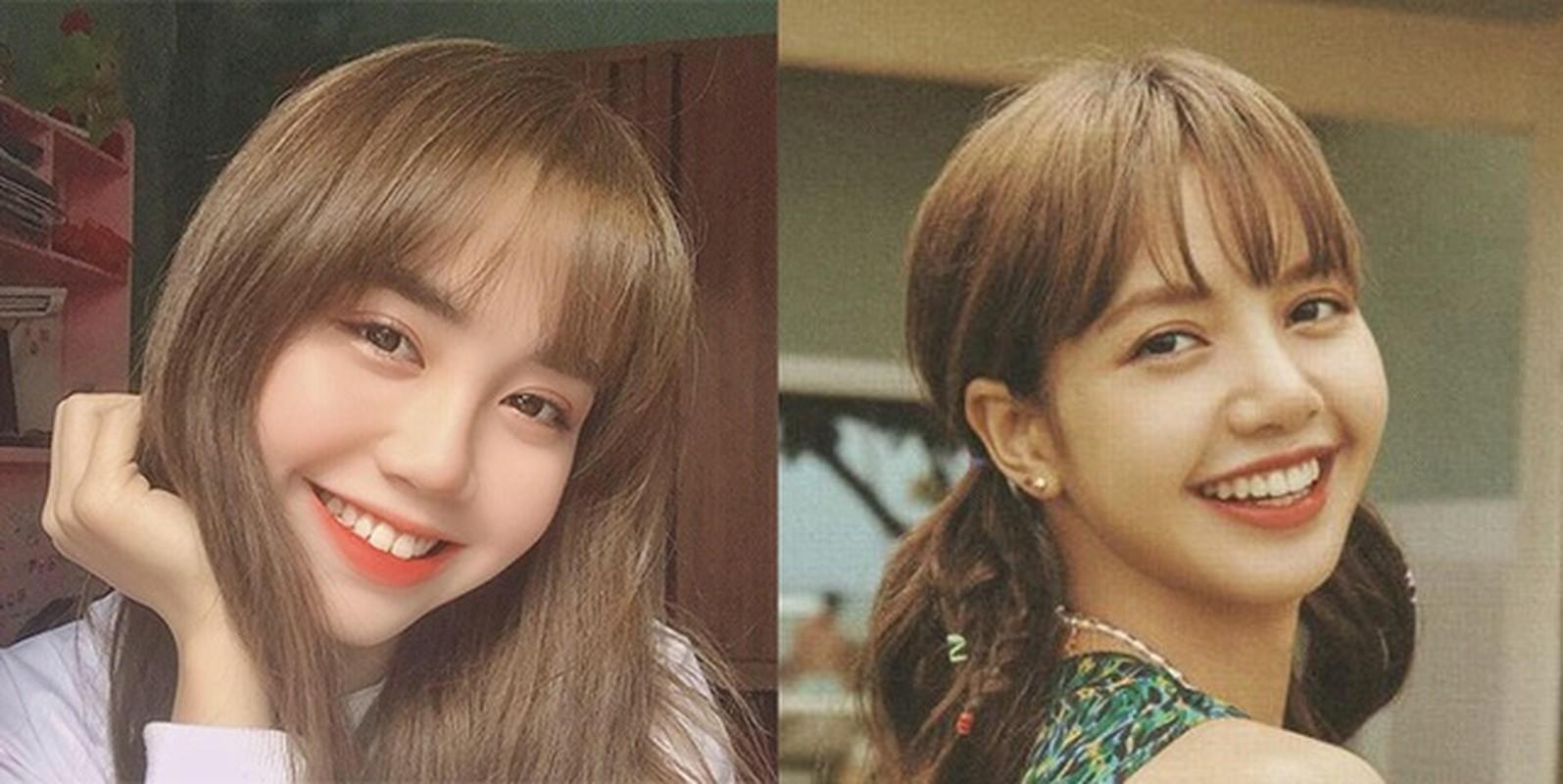 """""""Ban sao Lisa"""" len song, netizen choang voi nhan sac giong den kho tin-Hinh-10"""