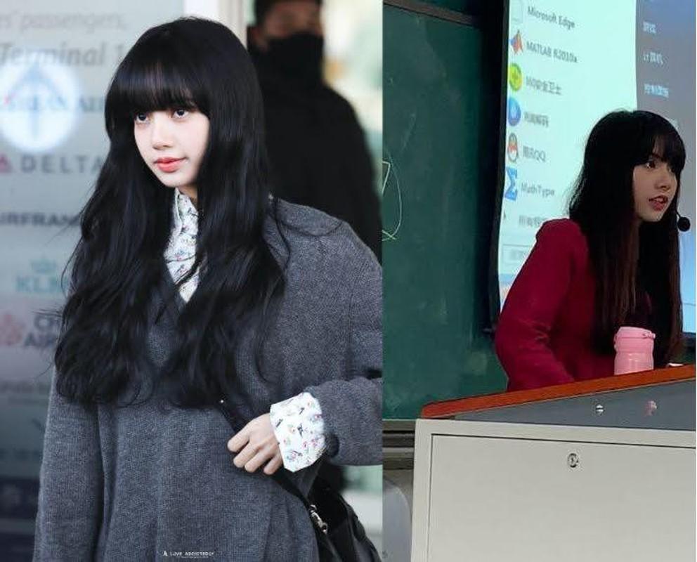 """""""Ban sao Lisa"""" len song, netizen choang voi nhan sac giong den kho tin-Hinh-5"""