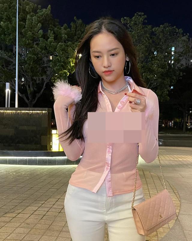 """Hot girl Ca Mau len do lo lang, netizen nhin """"nguong chin mat""""-Hinh-5"""