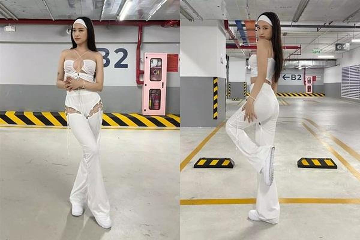 """Hot girl Ca Mau len do lo lang, netizen nhin """"nguong chin mat""""-Hinh-9"""