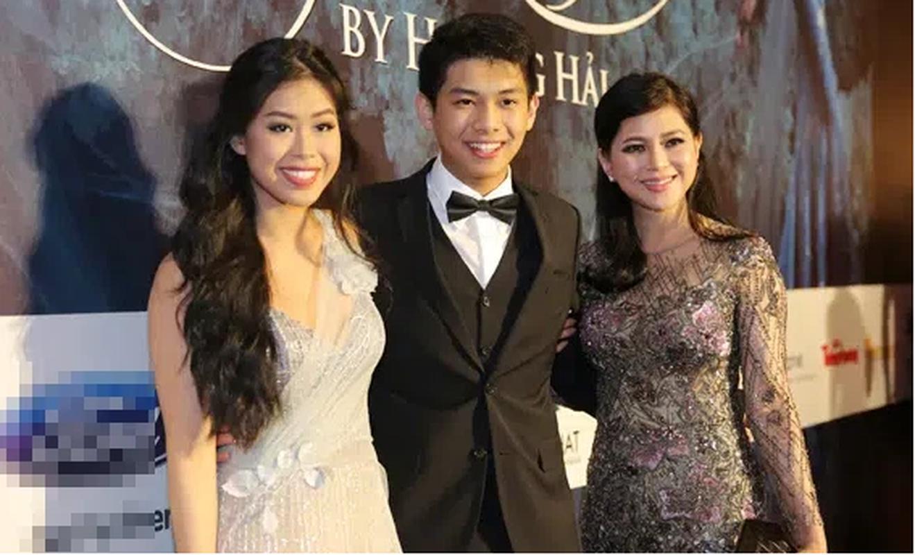 """Chup cung con, me rich kid Tien Nguyen """"choi troi"""" voi than thai cuc sang-Hinh-5"""