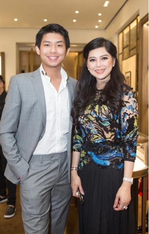 """Chup cung con, me rich kid Tien Nguyen """"choi troi"""" voi than thai cuc sang-Hinh-6"""